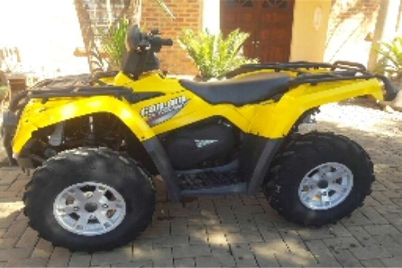 Can-Am Outlander 400cc 4X4 0