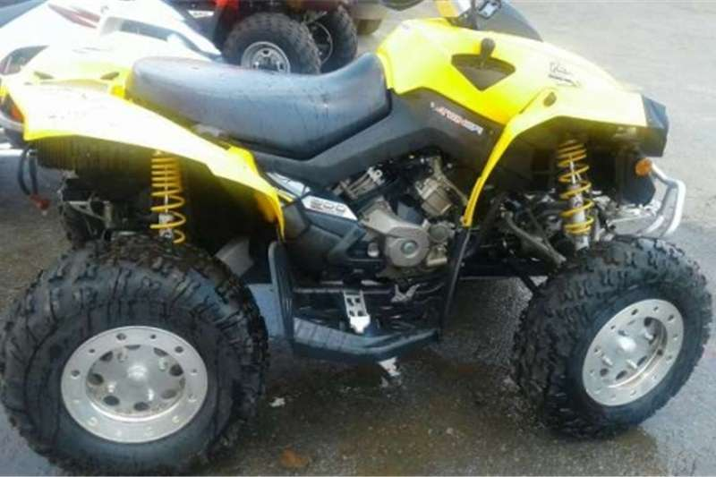 Can-Am Renegade 800 auto 4x4 2008