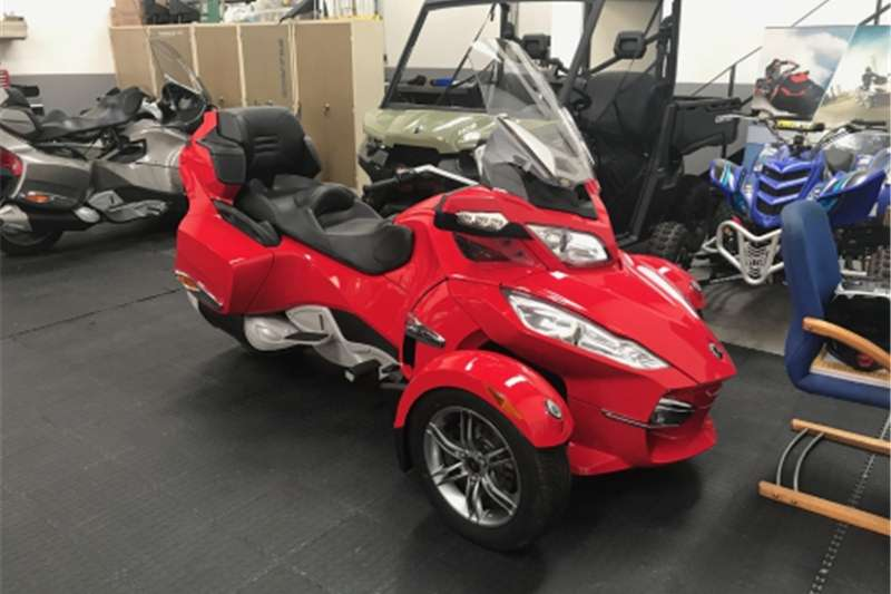 Can-Am Spyder RTS FULLHOUSE !!!! 2012