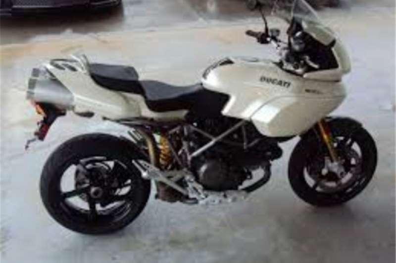 Ducati 1100S Multistarda 0