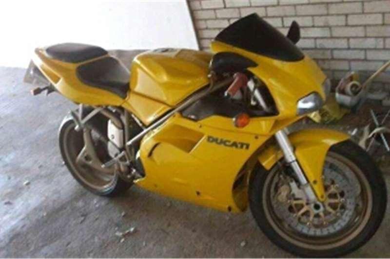 Ducati 748 2002