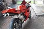 Ducati 748 s 2002
