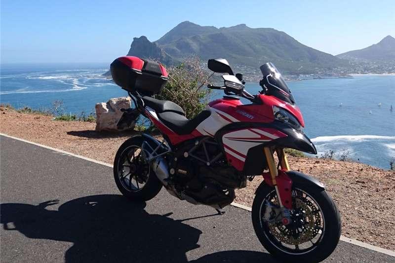 Ducati Multistrada S Sport Tricolore edition 2010