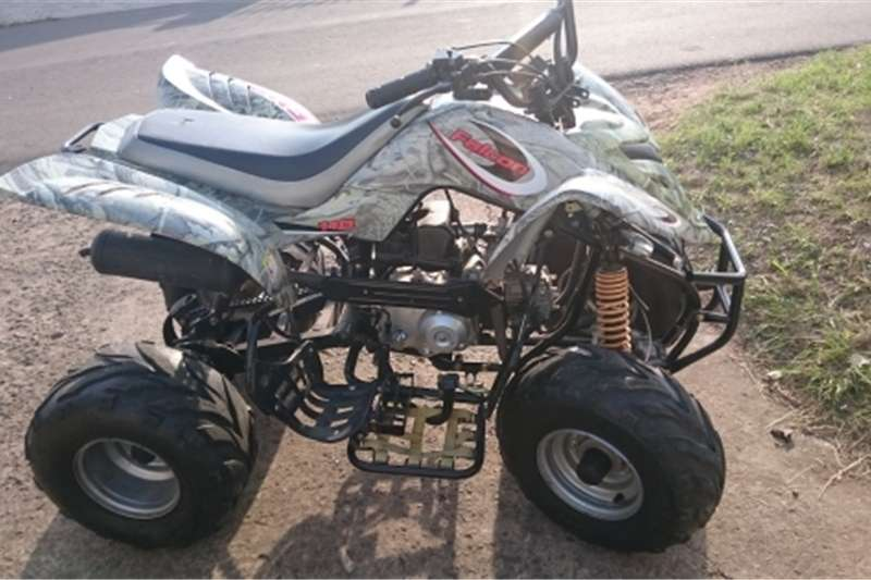 Ford Falcon KazumaQuad Bike 2014