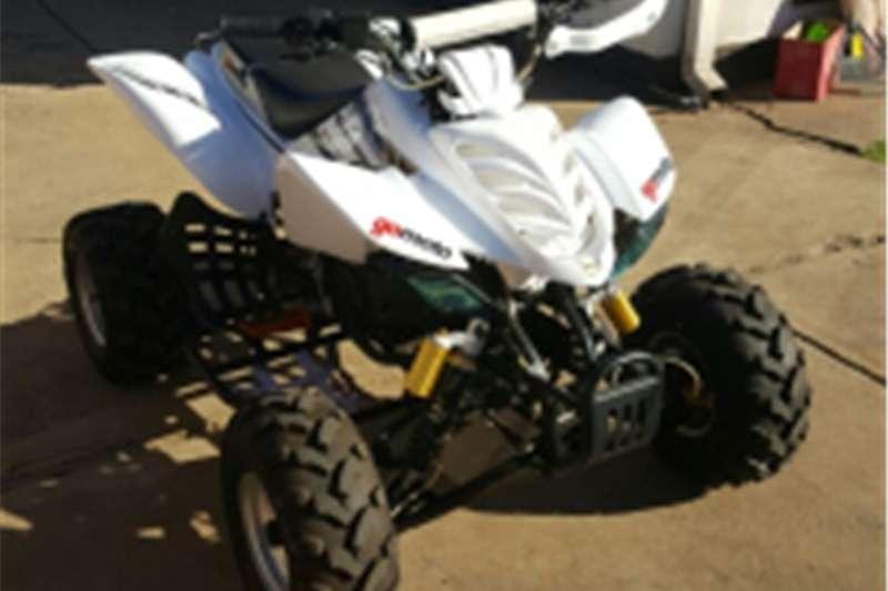 Gomoto ATV 150 cc 0