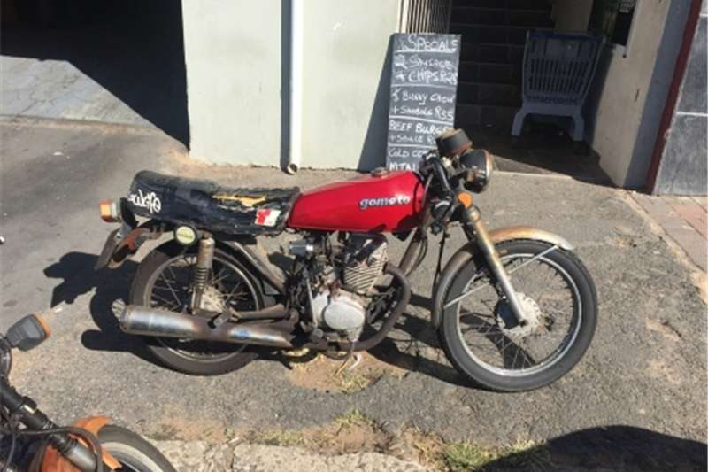Gomoto GT125 Freedom for sale 0