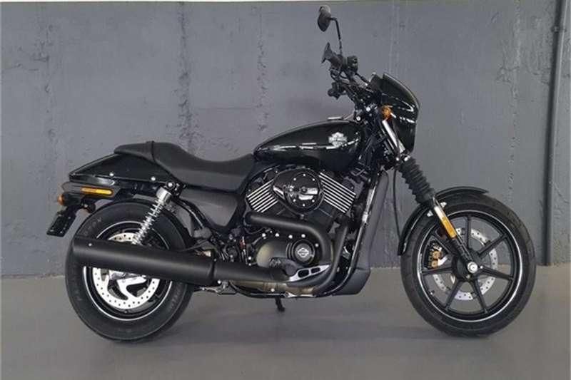 Harley Davidson 750 2015