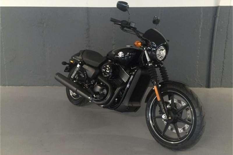 Harley Davidson 750 2016