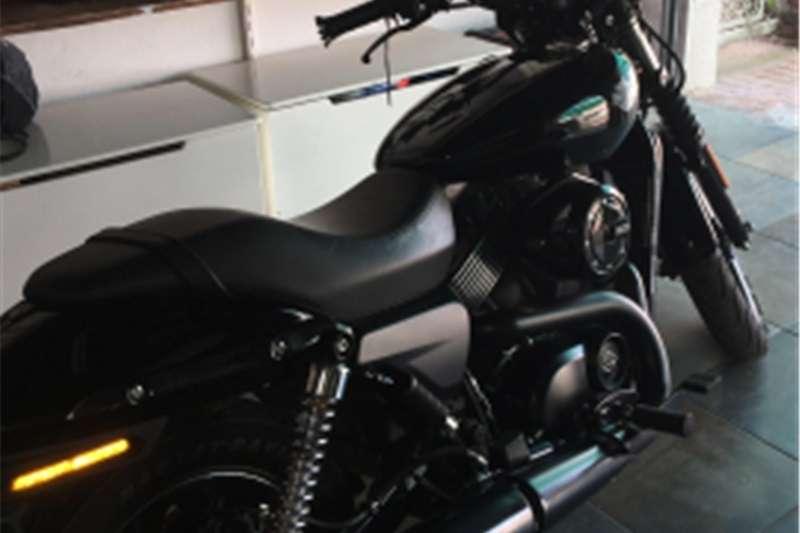 Harley Davidson 750 street 2015