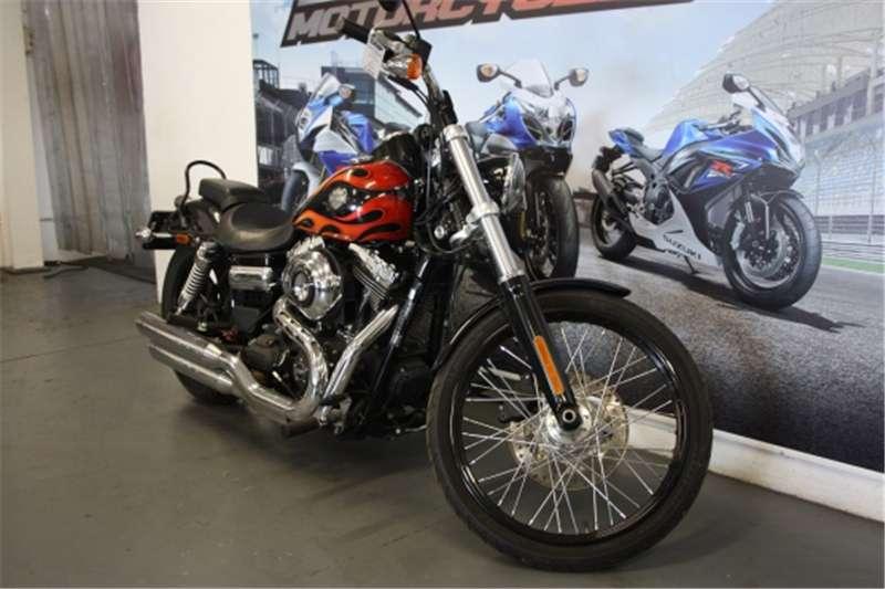 Harley Davidson Dyna 1690cc (CC102 002) 2014
