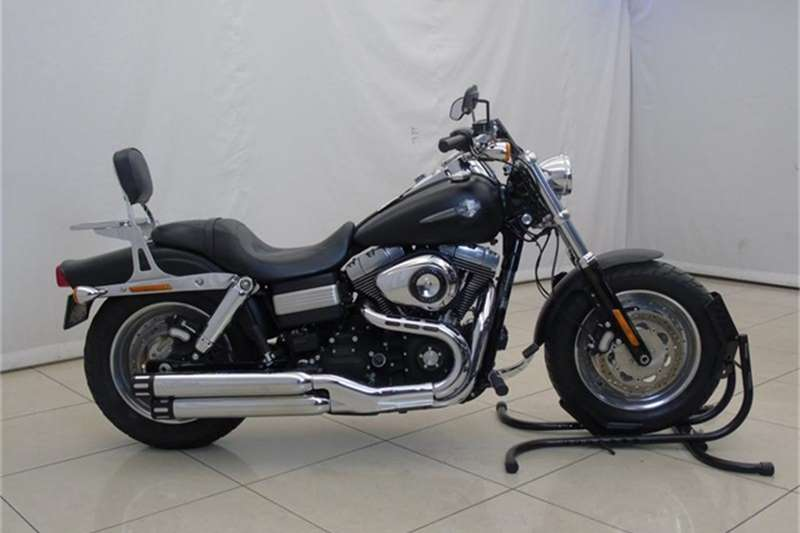Harley Davidson Dyna Fat Bob 2012