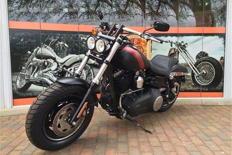 Harley Davidson Dyna Fat Bob 2014