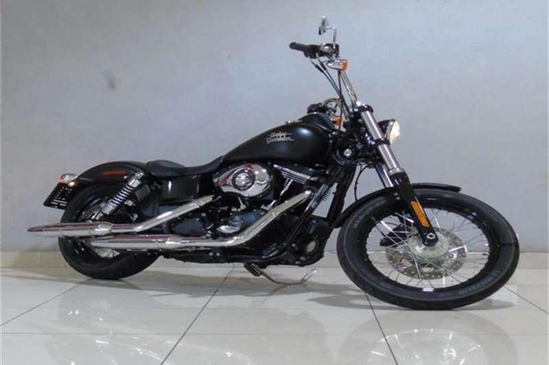 Harley Davidson Dyna FXDB Street Bob 2016