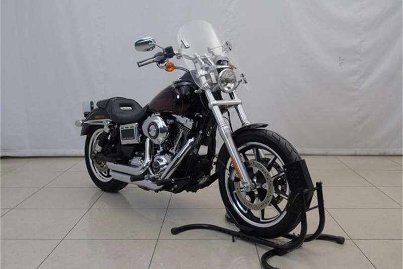 Harley Davidson Dyna FXDL Low Rider 2016