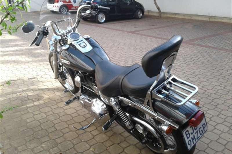Harley Davidson Dyna Wide Glide 2006