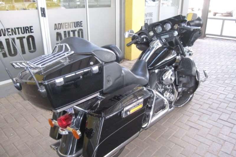 Harley Davidson Electra Glide 2011
