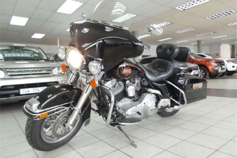 Harley Davidson Electra Glide Ultra Classic 2001