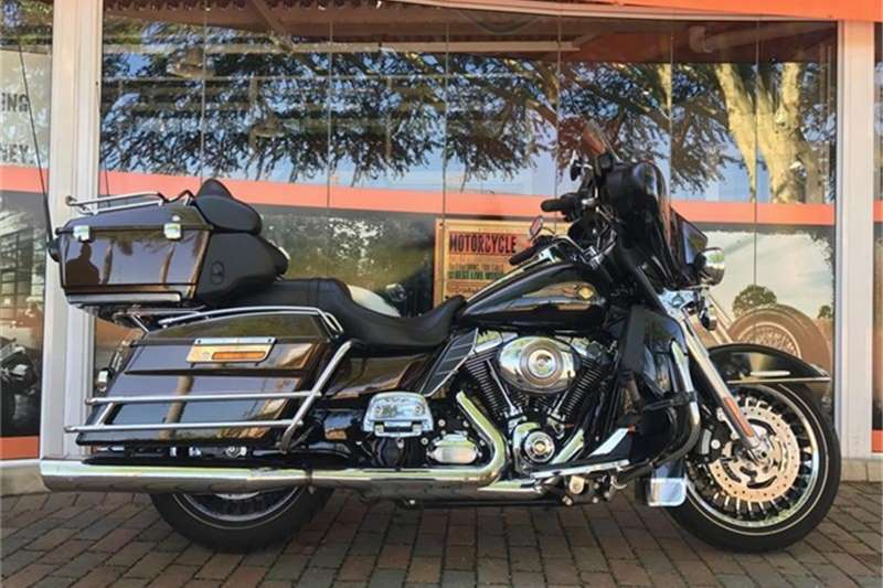 Harley Davidson Electra Glide Ultra Limited 2013