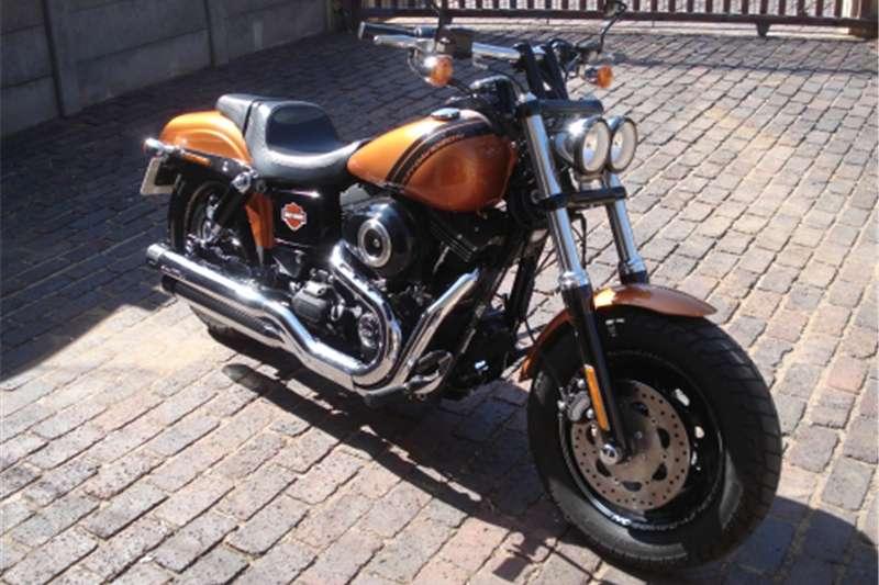 Harley Davidson Fat Bob 2016