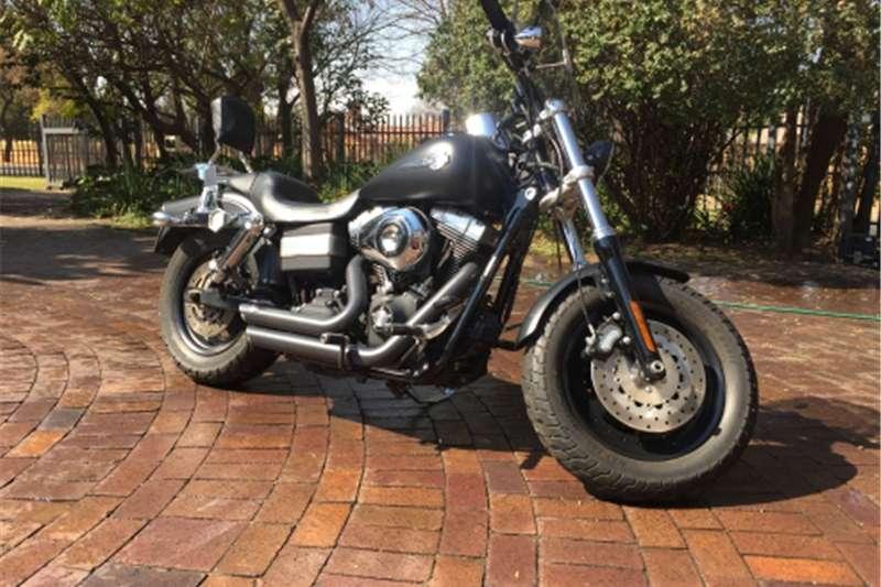 Harley Davidson Fat bob   Full house 0
