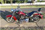 Harley Davidson Fat Boy 0