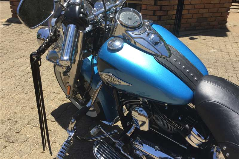 Harley Davidson Heritage Softail 2011