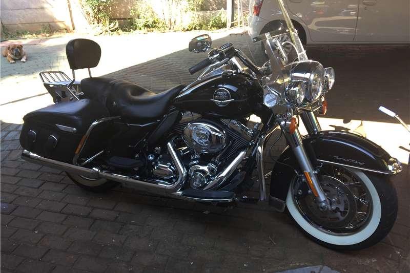 Harley Davidson Road King 2010