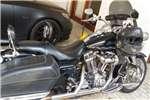 Harley Davidson Road King black 0