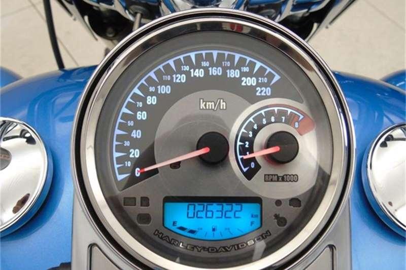 Harley Davidson Road King Classic 2011