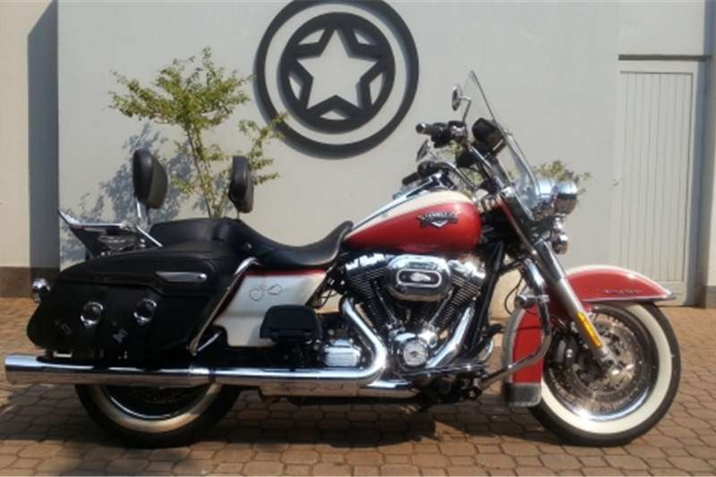 Harley Davidson Road King Classic 2012