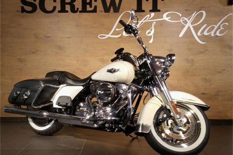 Harley Davidson Cape Town Used