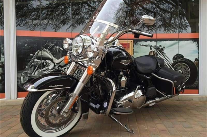Harley Davidson Road King Classic 2016