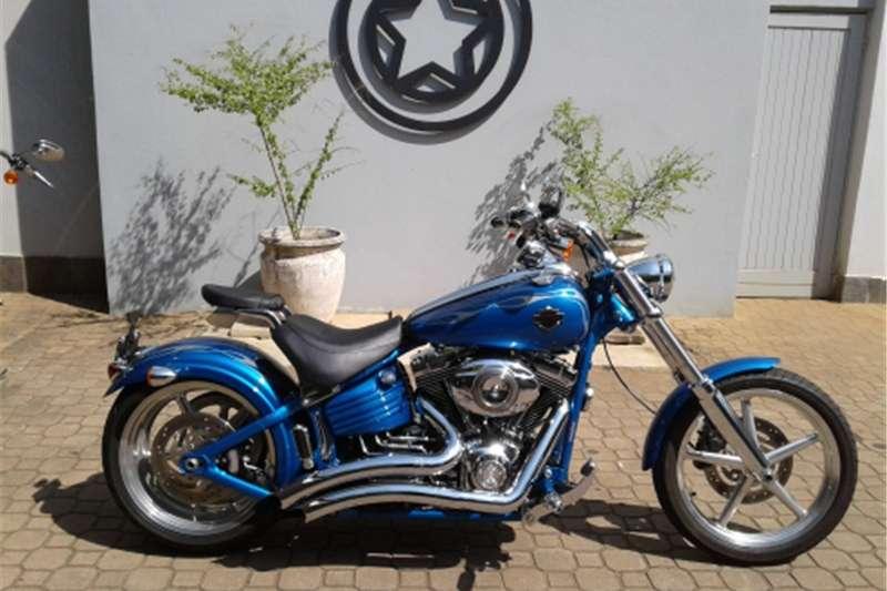 Harley Davidson Rocker   C 2008