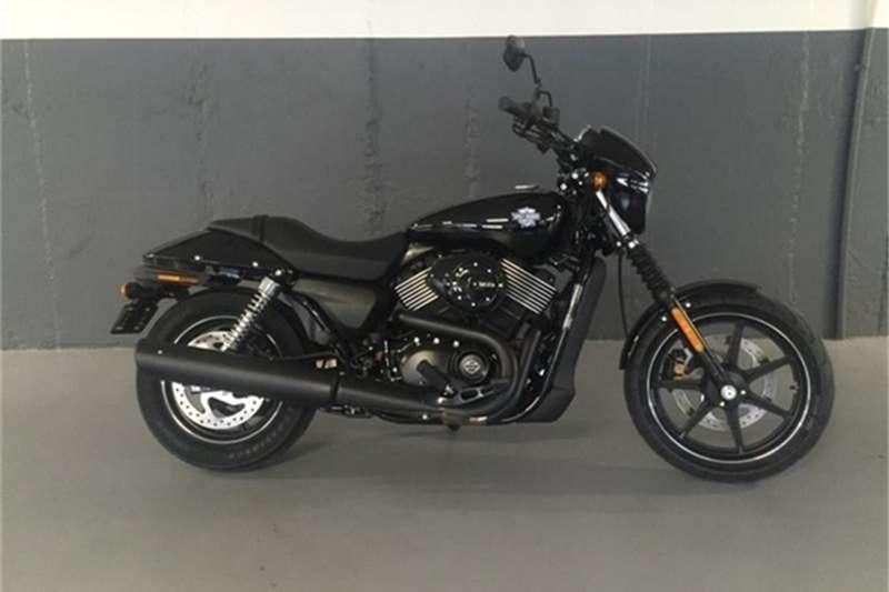Harley Davidson SM125 35hp 750 2016