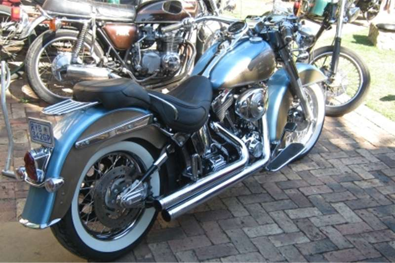Harley Davidson Softail 2005