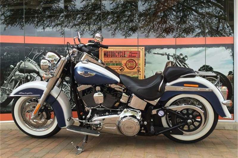 Harley Davidson Softail Deluxe 2015