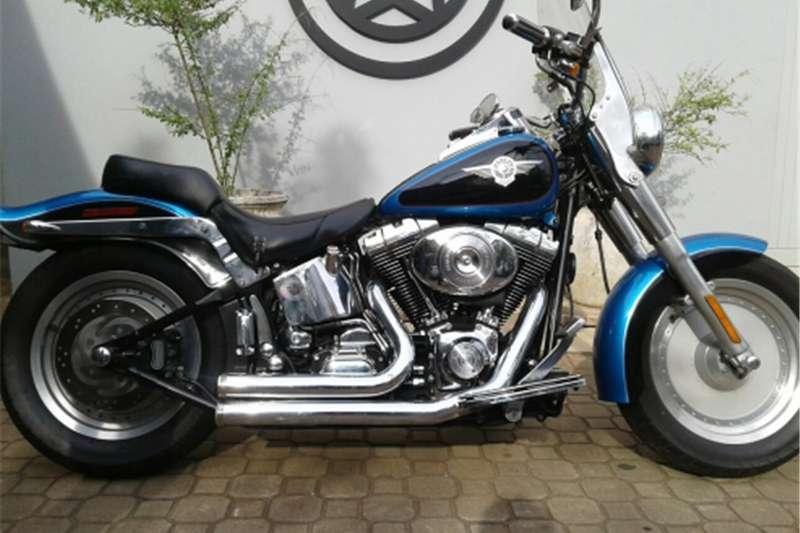 Harley Davidson Softail Fatboy 2004