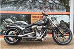 Harley Davidson Softail FXSB Breakout 2016