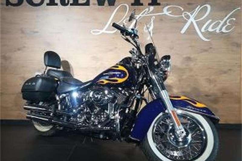 Harley Davidson Softail Softail Deluxe 2012