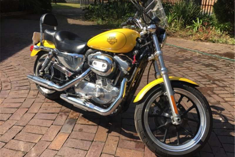 Harley Davidson Sportster 0