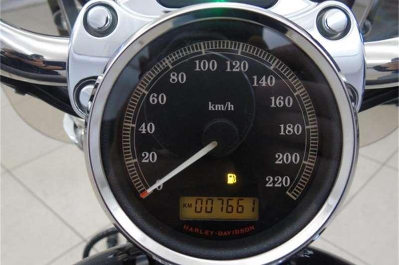 Harley Davidson Sportster 1200 Custom 2008