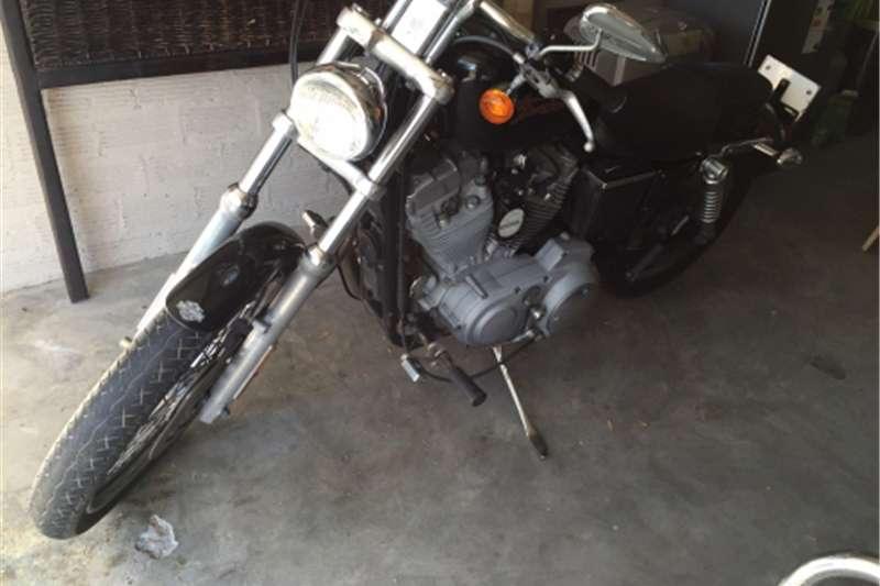 Harley Davidson Sportster 2002