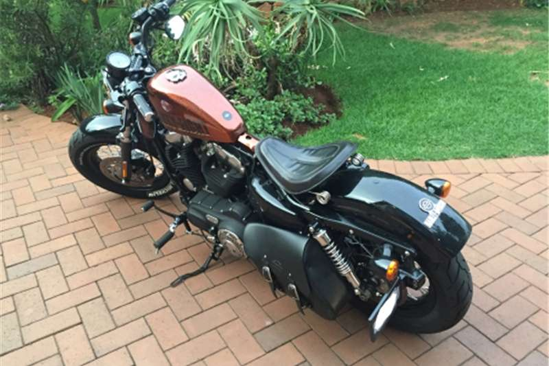 Harley Davidson Sportster 48 for Sale 2011