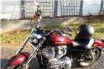 Harley Davidson Sportster 883 Iron 2012