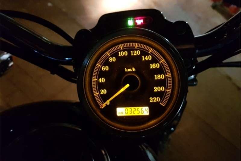 Harley Davidson Sportster Custom 1200 2006