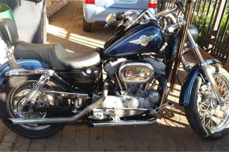 Harley Davidson Sportster Customized for sale 2001