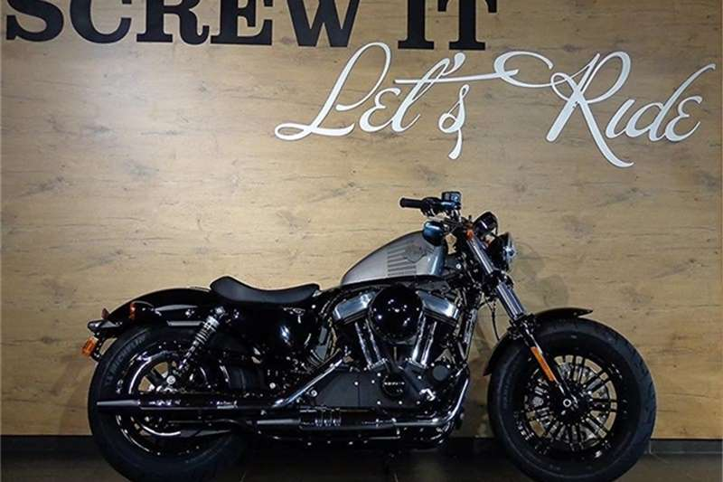 Harley Davidson Sportster Forty Eight 2016