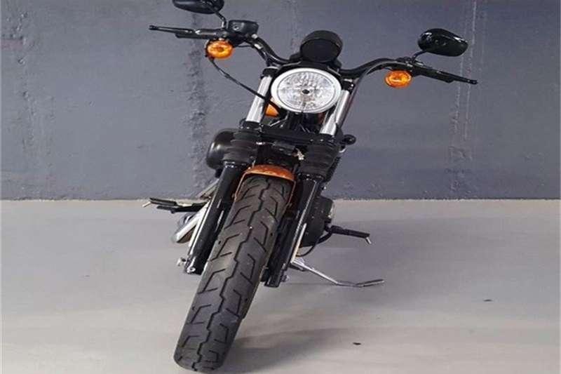 Harley Davidson Sportster Iron 2014
