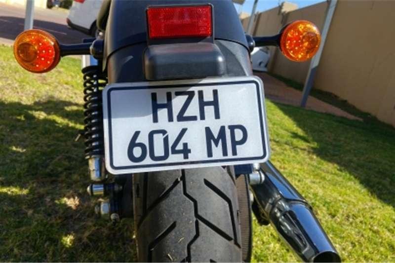 Harley Davidson Sportster Iron 883 0