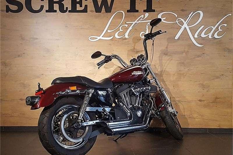 Harley Davidson Sportster Not yet specified 2008